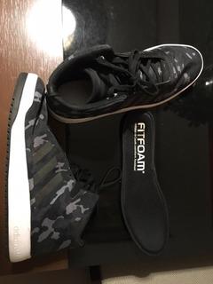 zapatillas caña alta hombre adidas