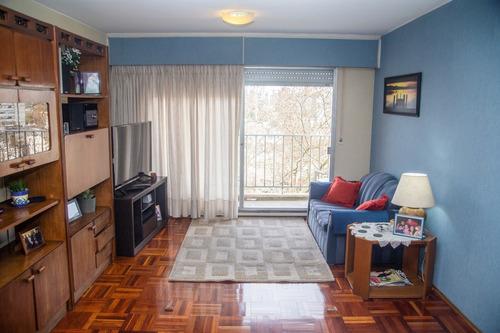 Dueño Vende Impecable Apartamento De  3  Dorm  Con Garage