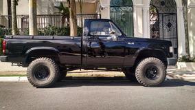 Chevrolet A10 Engesa 4x4 Preta Raríssima