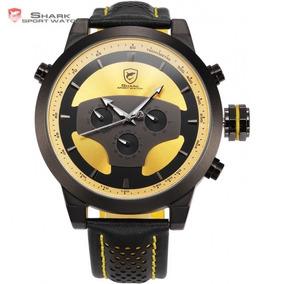 Relógio Pulso - Shark Sport - Original -50mm - Vidro Hardlex