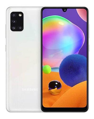 Telefono Samsung A31 4 Gb Ram 128 Gb Blanco
