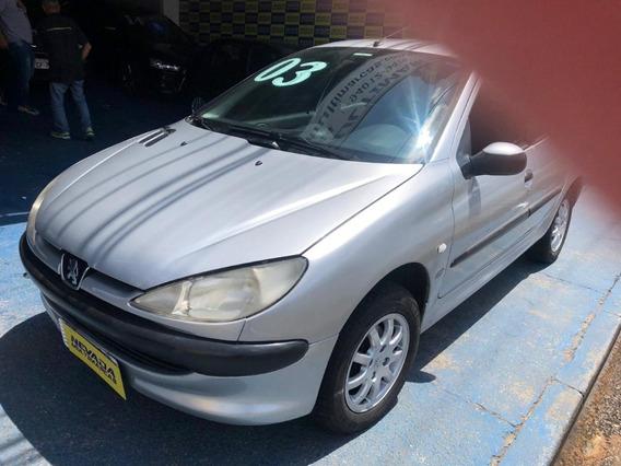 Peugeot 206 Selection 2003 1.0 Gasolina Cinza