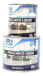 Porcelanato Liquido Kit 1 Kg
