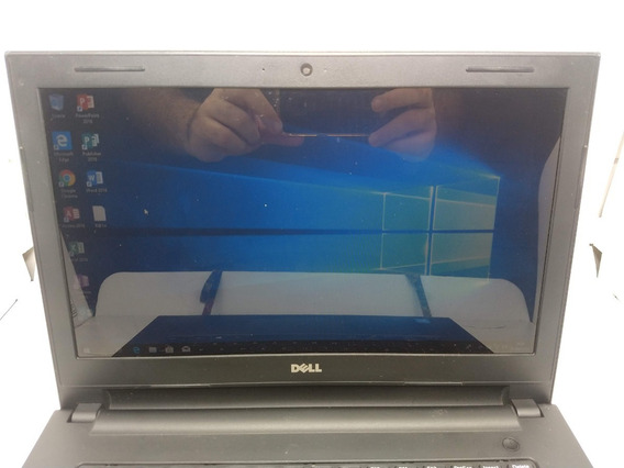 Notebook Dell Inspiron 14 I5-5200u, 4gb Ram, 240gb Ssd