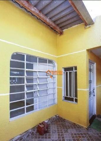 Oportunidade No Gopoúva Casa Com 3 Dormitórios, 60 M² - Gopoúva - Guarulhos/sp - Ca0240