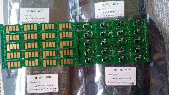 Set De 2 (dos) Chip Delcop 221/226/521/526, 2500 Copias C/u