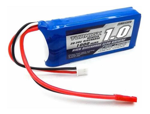 Batería Lipo Turnigy 7.4 V 2s 1000mah 20c Nueva