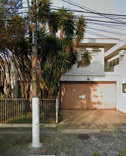 Casa 350m², 4 Dormitorios,  3 Vagas - Indianópolis - Ca1588