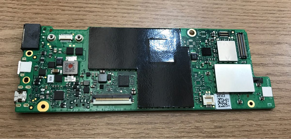 Placa Mãe Tablet Blackberry Playbook ( Retirar Componentes )