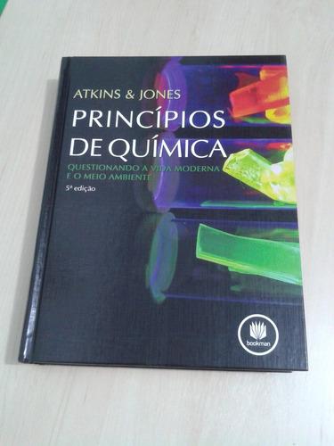 Princípios De Química / Peter Atkins E Jones