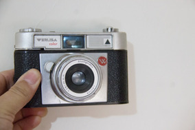 Lote Com 10 Cameras Antigas.