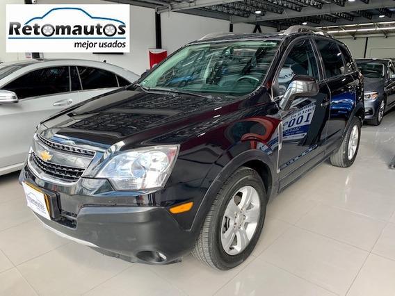 Chevrolet Captiva Sport 2.4 Techo