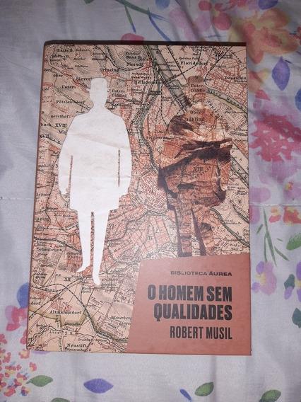 Livro O Homem Sem Qualidades