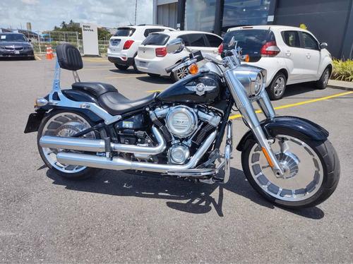 Harley Davidson Fat Boy Series 107