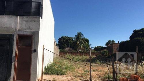 Imagem 1 de 2 de Terreno À Venda, 800 M² Por R$ 285.000 - São Vicente - Araçatuba/sp - Te0211