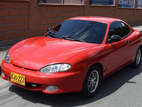 Hyundai Tiburón (coupe, Fx)