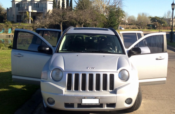 Jeep Compass 2.4 Limited 2010