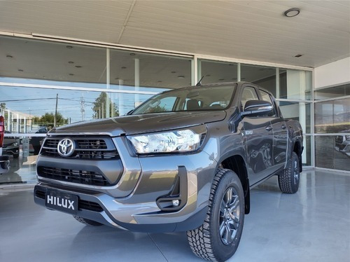 Toyota Hilux Sr 4x4 0km Entrega Inmediata!!
