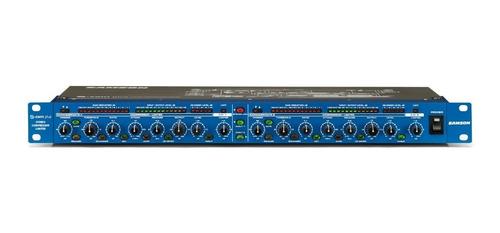 Samson S Com Plus Stereo Compressor Limitador De Rack