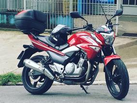 Suzuki Inazuma 250cc 2015motor Motor:2 Cilindros Com 4 Válv
