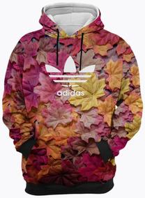 Blusa De Frio Moletom adidas Outono