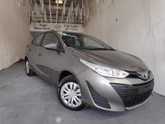 Toyota Yaris 1.3 Xl Automatico Completo