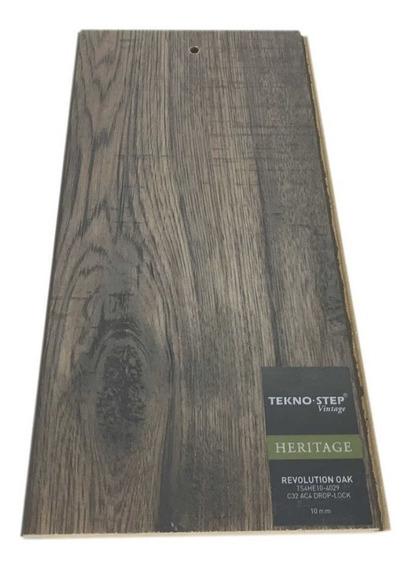 Piso Laminado Vintage Heritage 10mm Tekno Step
