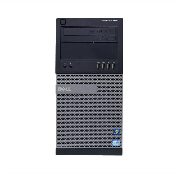 Desktop Computador Dell 7010 - Core I5 3° - 8gb Ram Hd 500gb