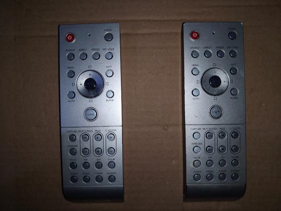 Controle Remoto Laserpoint Projetor Benq Ms, Mx, Pn 60825-1