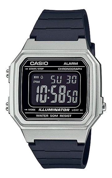 Relógio Casio Unisex Standard Digital W-217hm-7bvdf