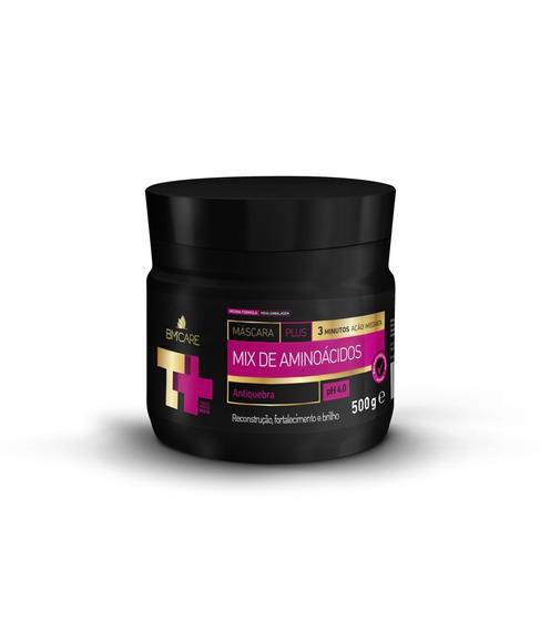 Kit Creme De Tratamento Barrominas Mix De Aminoacidos 2x500g