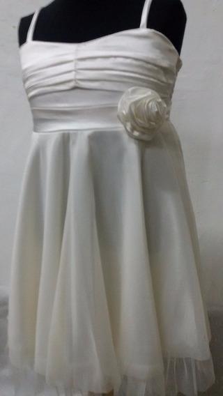 Vestido De Nena De Fiesta - Art 39