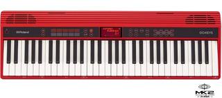 Roland Go Keys Go-61kl Teclado Sintetizador 61 Teclas