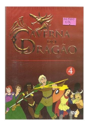 Dvd A Caverna Do Dragão  Dvd (4)