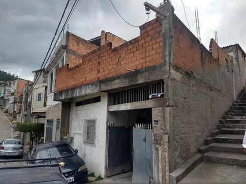 Sobrado À Venda, 3 Quartos, 2 Vagas, Parque Primavera - Guarulhos/sp - 602