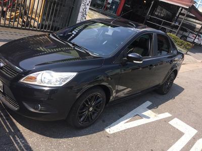 Focus Sedan 2010 Top Com Teto Solar Zerado