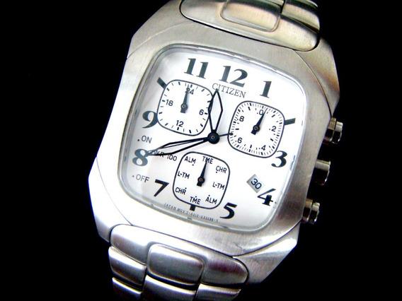 Relógio Citizen Cronógrafo Alarme An6010 - Novo - Promoção!!