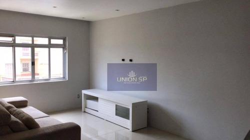 Apartamento Com 2 Dormitórios À Venda, 82 M² Por R$ 650.000,00 - Aclimação - São Paulo/sp - Ap26429