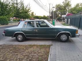 Chevrolet Malibú Classic 1981 En Excelente Estado