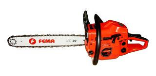 Motosierra Fema Pro 4000 40cc Espada 16 3/8 Lp