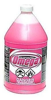 4 Galoes Combustível 10% Omega 2 Tempos Glow 10/17