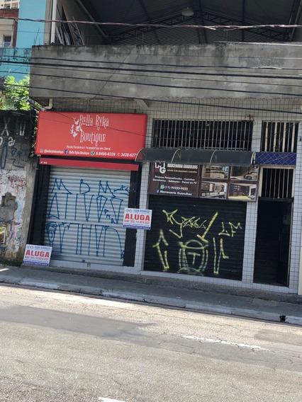 Salão Comercial Prox Shopping Maia-r$ 1.500,00 Ac Deposito