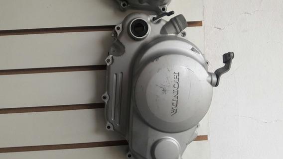 Tampa D Do Motor Lado Direito Titan 150 Pedal