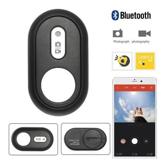 Controle Remoto Câm Xiaomi Yi Bluetooth 4.1 Pronta Entrega