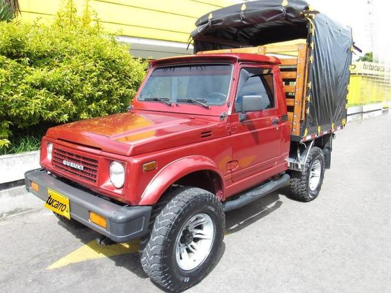 Suzuki Sj Estacas 1.3 Mecánica 4x4
