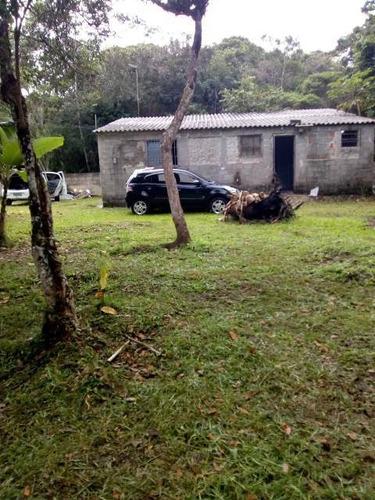 Chácara Murada No Jardim Suarão - Itanhaém 4327   Sanm