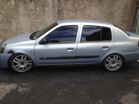 Renault Clio Sedan 1.0 16v Authentique Hi-flex 4p 2007