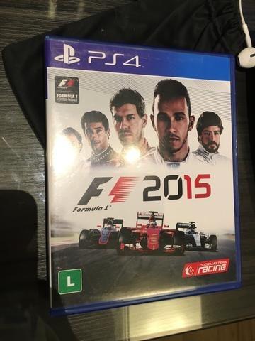 F1 2015 - Jogo Ps4