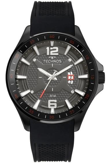 Relógio Technos Masculino Racer Preto 2117lbx/8c