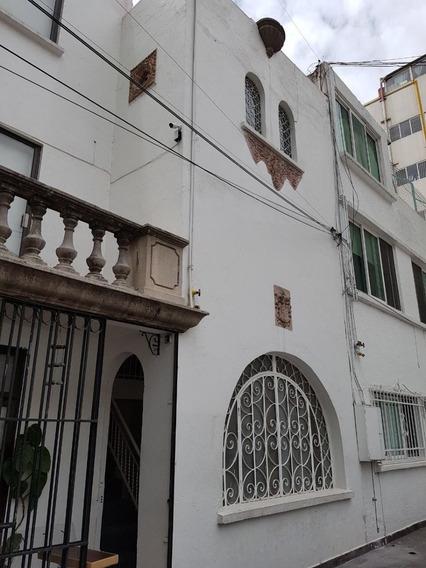 Rento Casa En Privada, Colonia Napoles